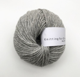 Knitting for Olive Heavy Merino Pearl Grey