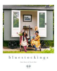 Blue Stockings - Kate Davies & Nicole Pohl