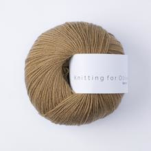 Knitting for Olive Merino Camel