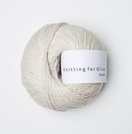 Knitting for Olive Pure Silk Putty