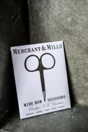 Merchant & Mills Wide Bow Schaartje