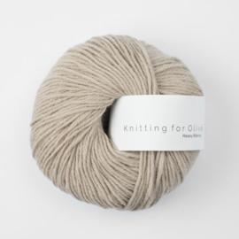 Knitting for Olive Heavy Merino Mushroom Rose