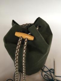 Wol Verhalens Sockbag