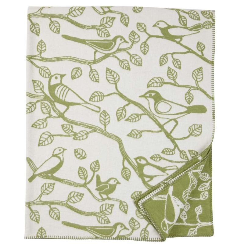 Klippan Plaid Sherwood Organic  Brushed Cotton