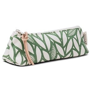 Ulrika Gyllstad Pencil Case Leaf Green