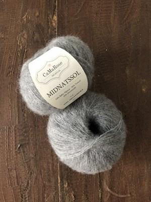 CaMaRose Midnatssol Mellemgrå