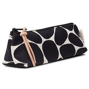 Ulrika Gyllstad Pencil Case Black on White