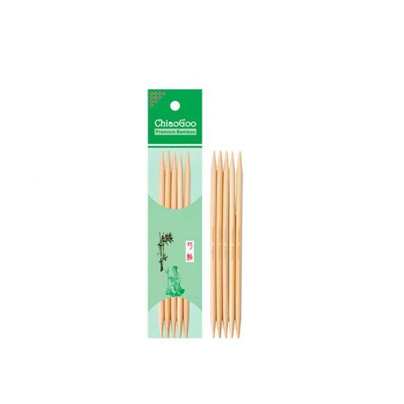 ChiaoGoo  Bamboe Sokkennaalden 15cm