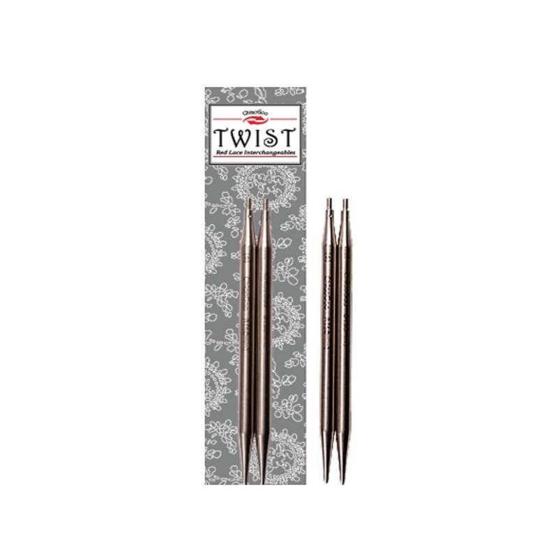 ChiaoGoo Twist lace tips 10cm Mini