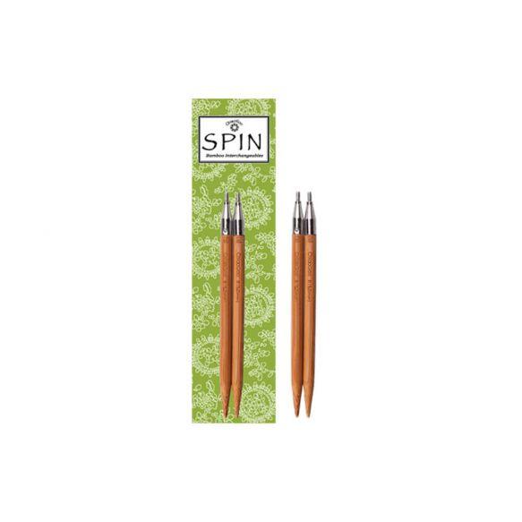 Spin Bamboe Punten Small 13cm