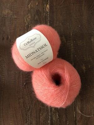 CaMaRose Midnatssol Lys Pink