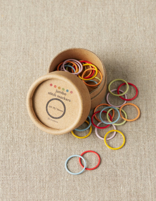 CocoKnits Jumbo Ring Stitch Markers