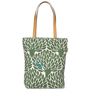 Ulrika Gyllstad Tote bag Leaf Green