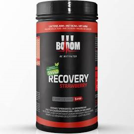 BOOOM RECOVERY STRAWBERRY 600 gram