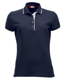 POLOSHIRT SEATTLE LADY NAVY