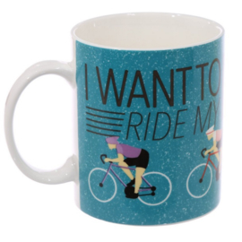 Racefiets KoffieMok