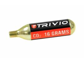 TRIVIO CO2 PATRONEN 16GRAM (LOS VERPAKT)