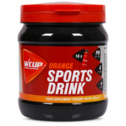 WCUP SPORTS DRINK ORANGE 480GRAM