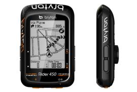 BRYTON RIDER 450E + GPS - BASIS