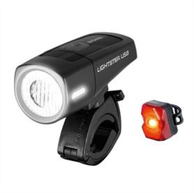 VERLICHTINGSSET LIGHTSTER LED 25 LUX USB + NUGGET