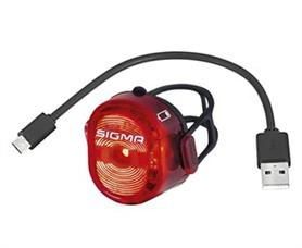 ACHTERLICHT NUGGET II FLASH USB LED