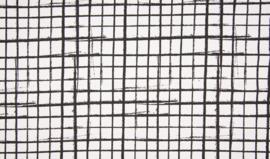 Vierkant (wit/ zwart)
