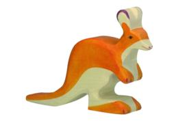 Holztiger kangoeroe