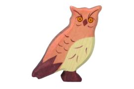 Holztiger oehoe