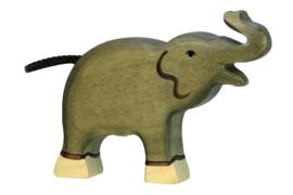 Holztiger baby olifant
