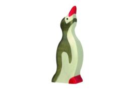 Holztiger pinguïn klein