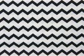 Zigzag (wit/ zwart)