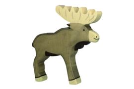 Holztiger eland