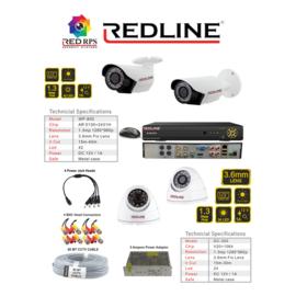 Redline Security Set 4B2
