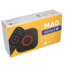 MAG 424 W3 IPTV Set Top Box