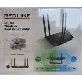 AC 1200 Wireless Dual Band Router