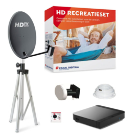 M7 CDS MZ102 HD Recreation Set CanalDigitaal