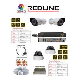 Redline Security Set 4B1