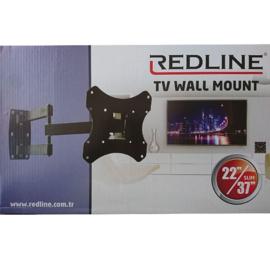 Redline TV muur beugel 22 tot 37 Inch klein