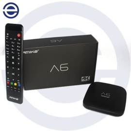 Amiko A6 Android OTT Streaming Media Player