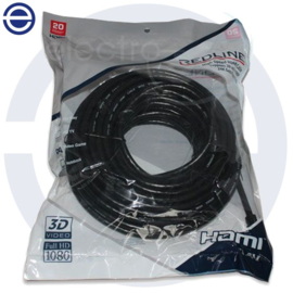 Redline High Speed HDMI Kabel 20 Meter