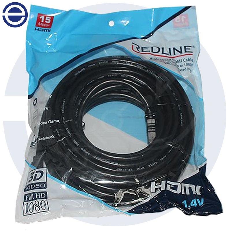 Redline High Speed HDMI Kabel 15 Meter