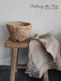 Oud houten schaal 3