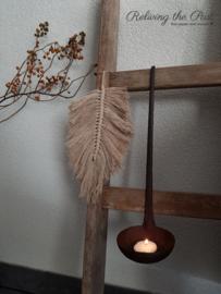 Decoratieve veerhanger M