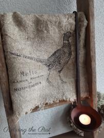 Linnen doek fazant