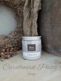 Cardboard Paste Grey