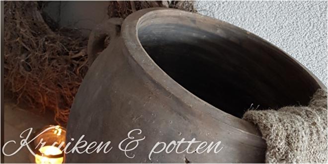 Kruiken & Potten | Landelijke woonaccessoires | Reliving the Past