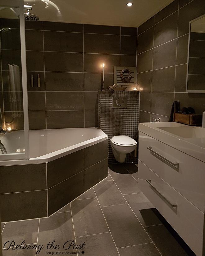 Landelijk strakke badkamer | Reliving the Past