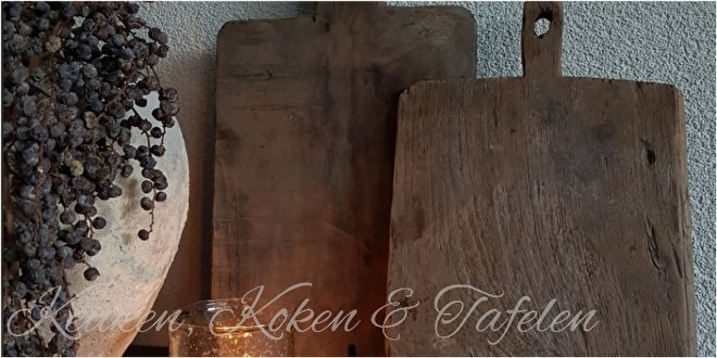 De mooiste landelijke woonaccessoires voor in de keuken, of aan tafel   Reliving the Past