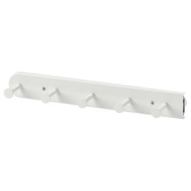 Multihanger wit 38 cm lang