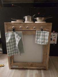 Klein keukentje